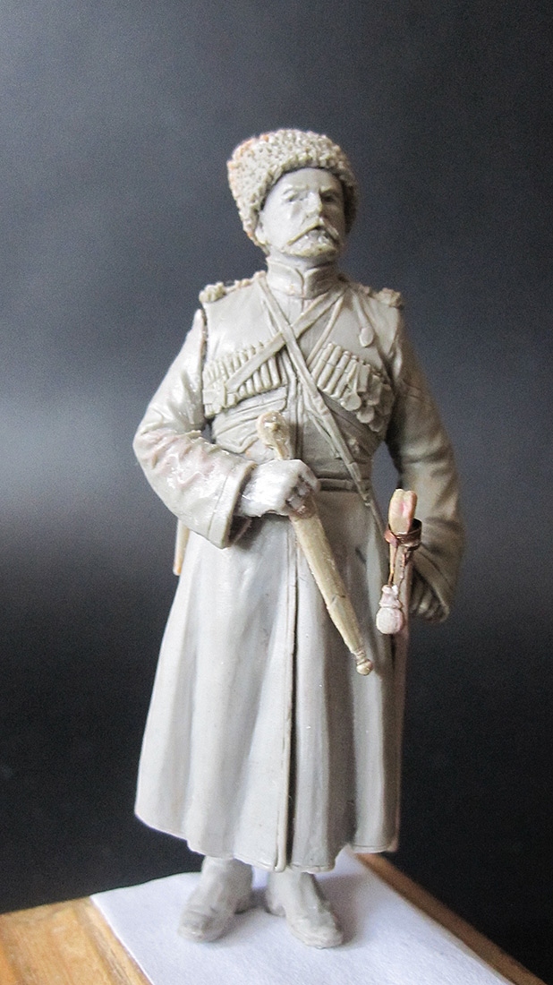 Скульптура: Урядник конвоя, 1913 г., фото #5