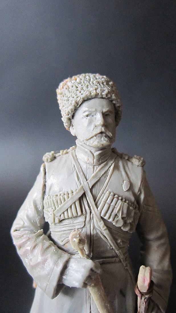 Скульптура: Урядник конвоя, 1913 г., фото #6