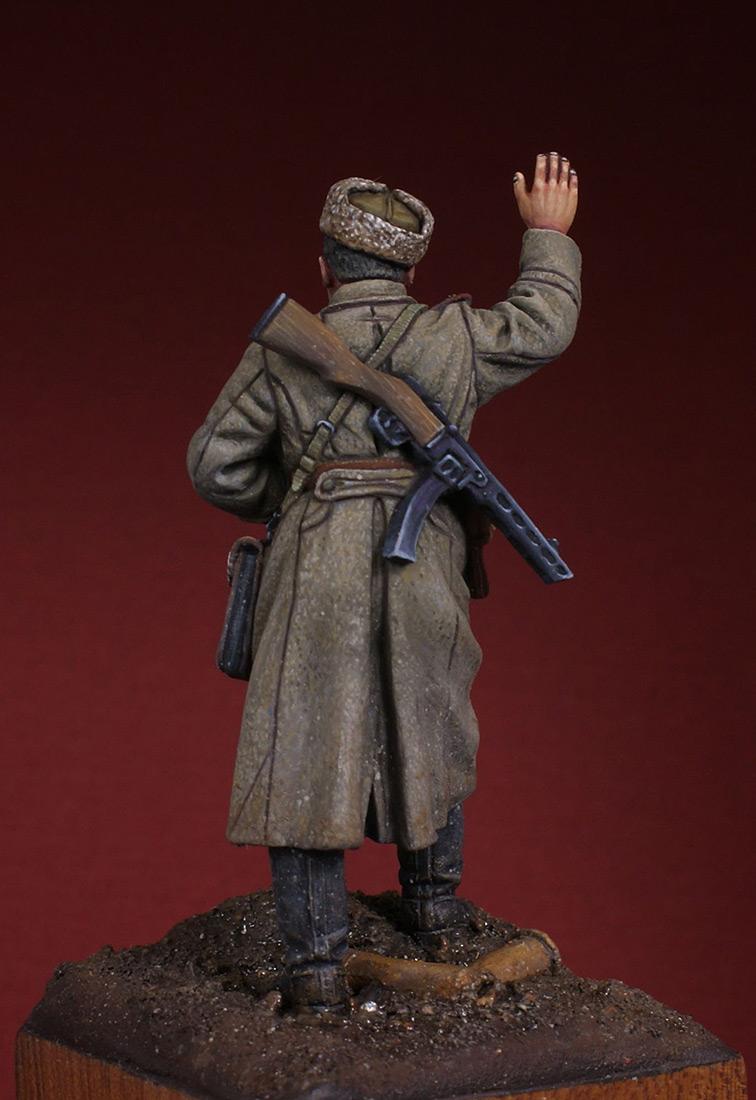 Фигурки: Командир орудия. 1943-45 гг, фото #5