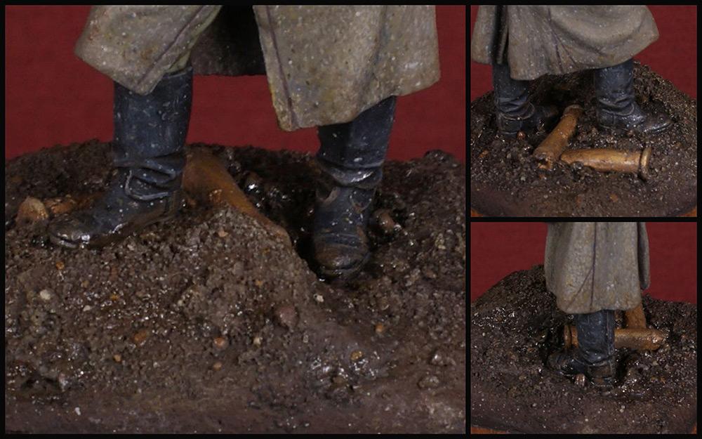Фигурки: Командир орудия. 1943-45 гг, фото #7