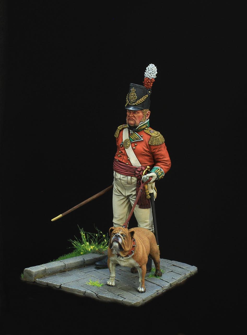 Фигурки: Британский пехотный офицер, фото #2