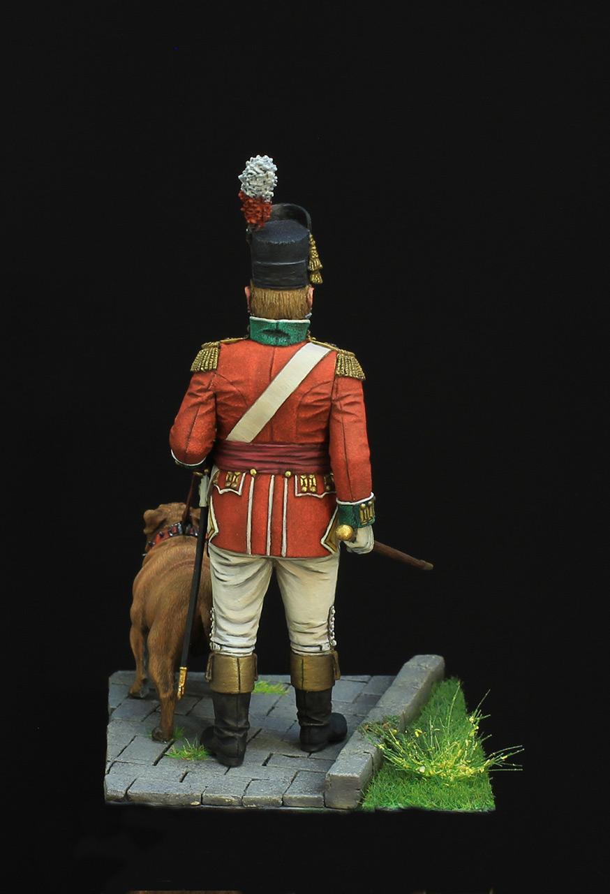 Фигурки: Британский пехотный офицер, фото #5