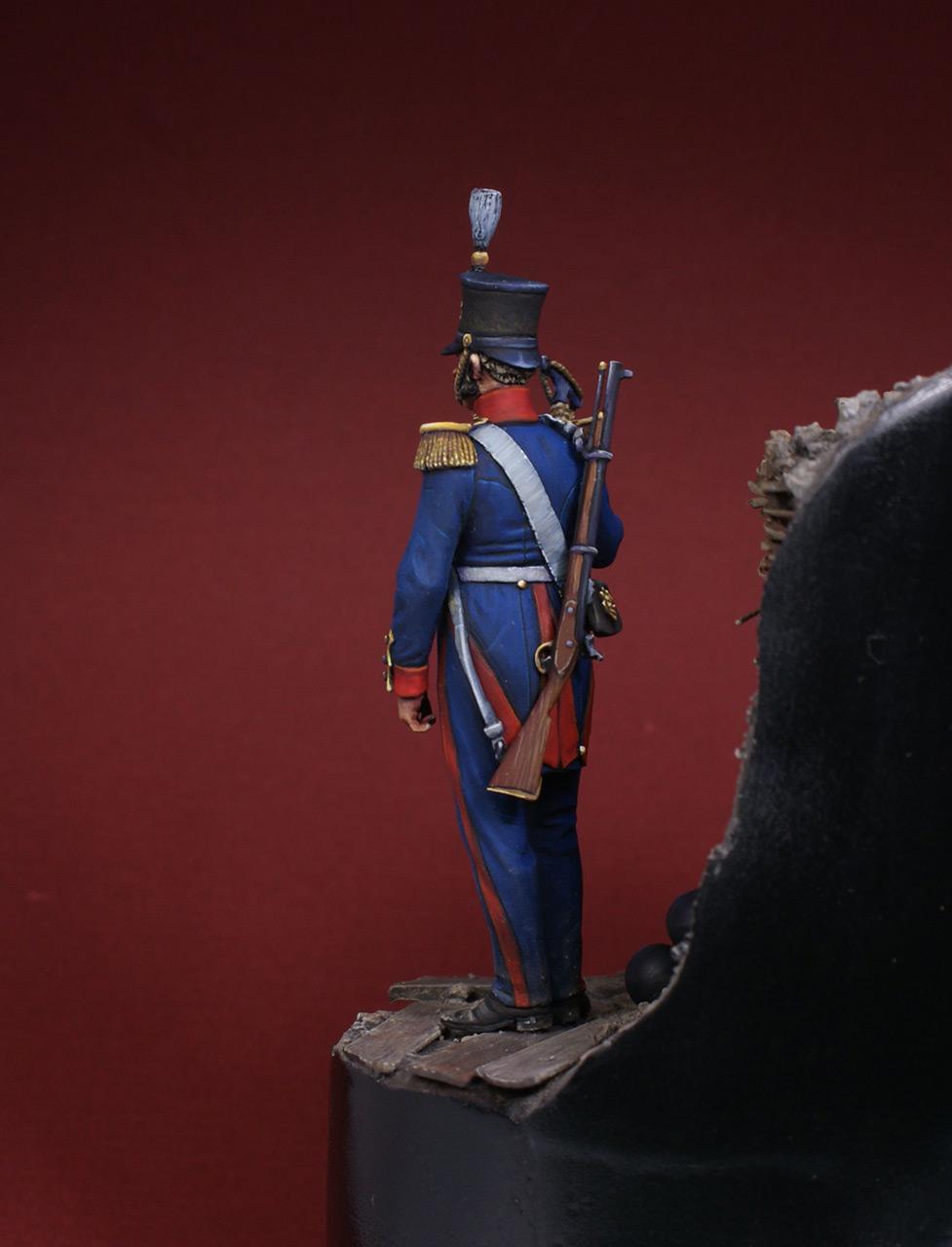 Фигурки: Британский артиллерист, 1854-56, фото #6