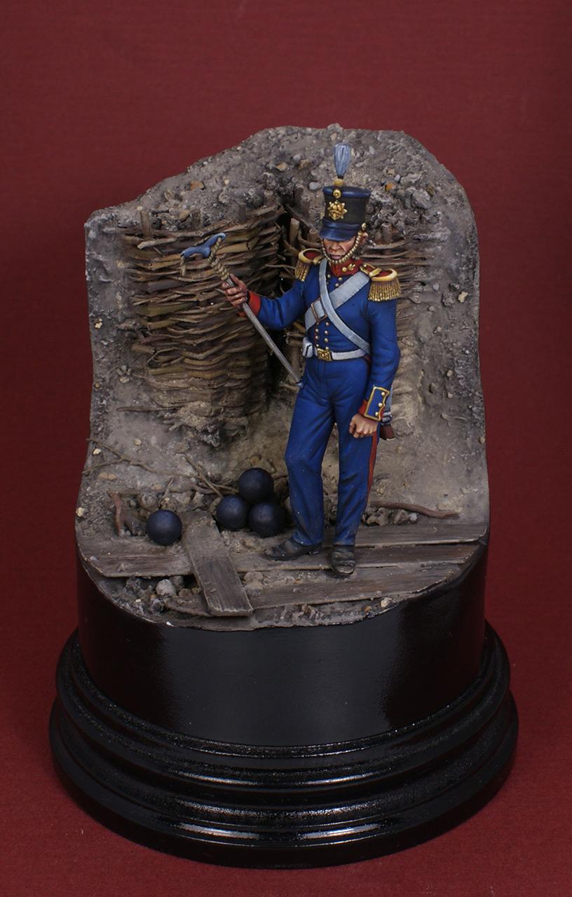 Фигурки: Британский артиллерист, 1854-56, фото #9