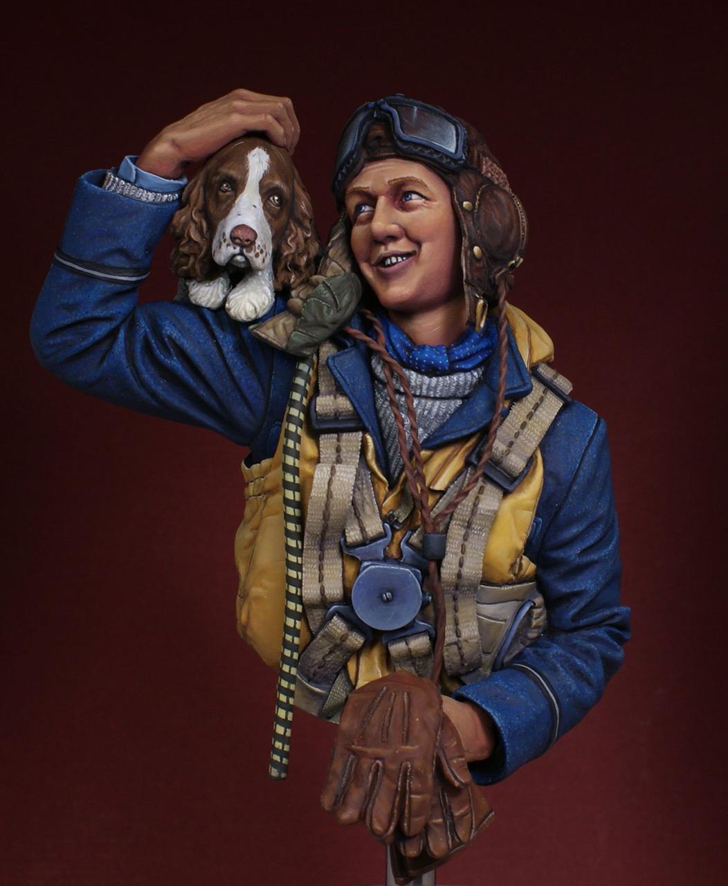 Фигурки: Летчик-истребитель. Битва за Британию, фото #1