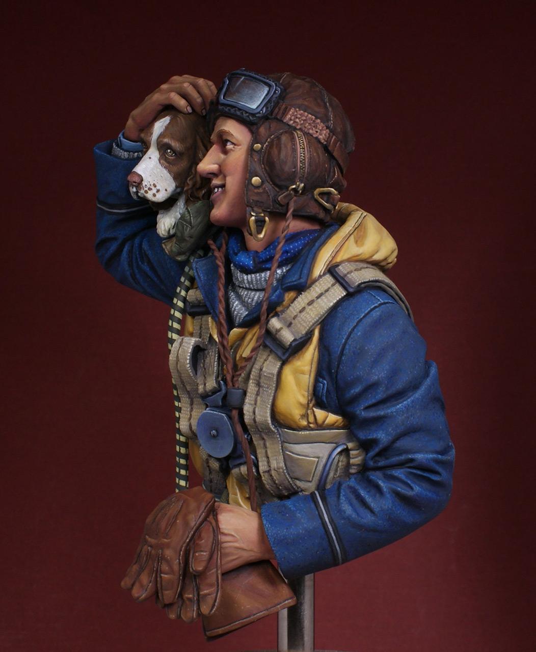 Фигурки: Летчик-истребитель. Битва за Британию, фото #2