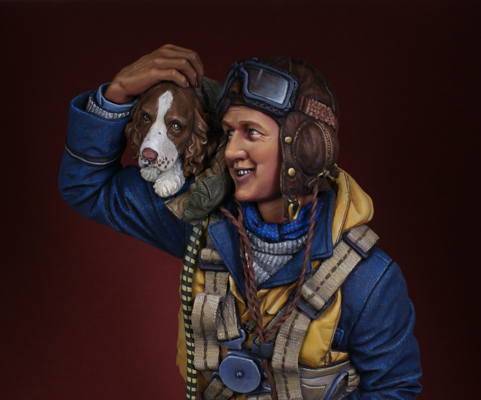 Фигурки: Летчик-истребитель. Битва за Британию, фото #6