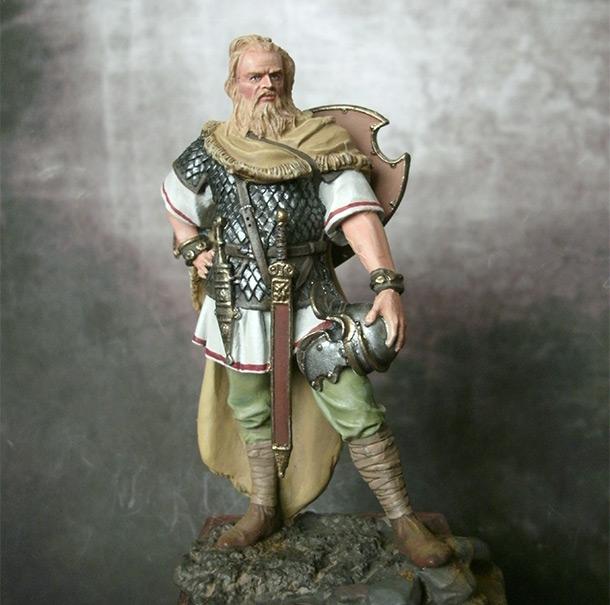 Знатный воин маркоманов. 1-2 век [Фигурки]