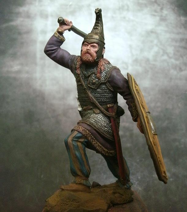 Фигурки: Германский вождь, 1-2 вв н.э.