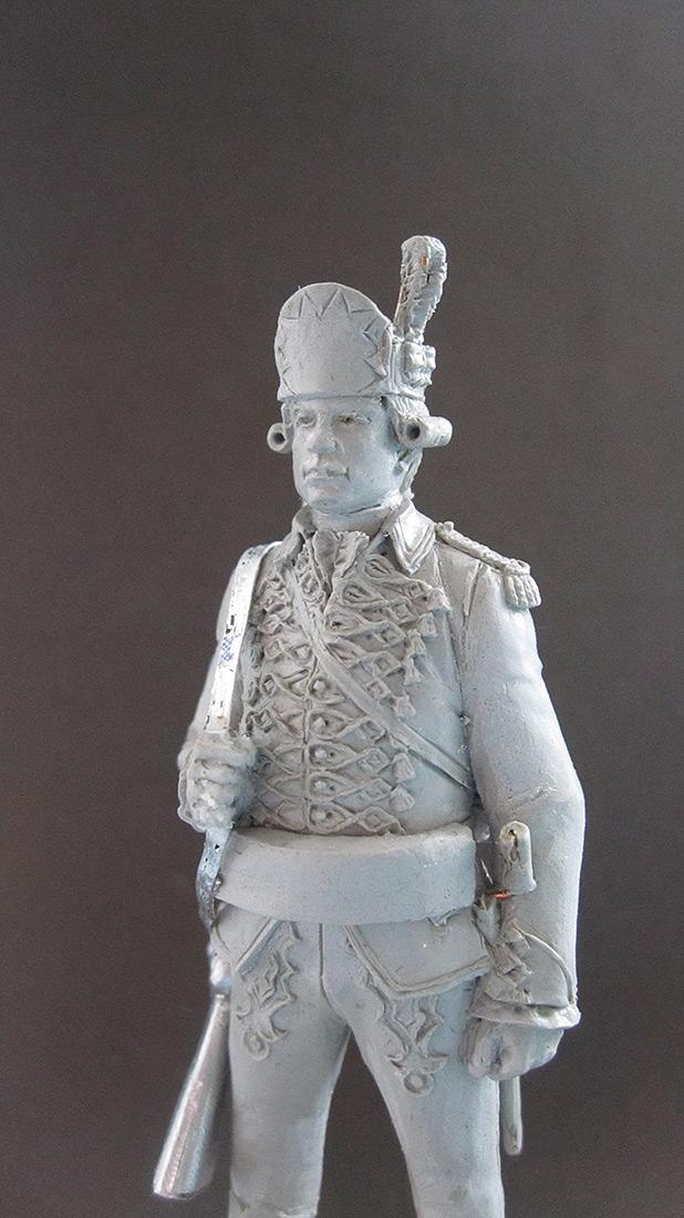 Скульптура: Егерь, 1770 г., фото #5