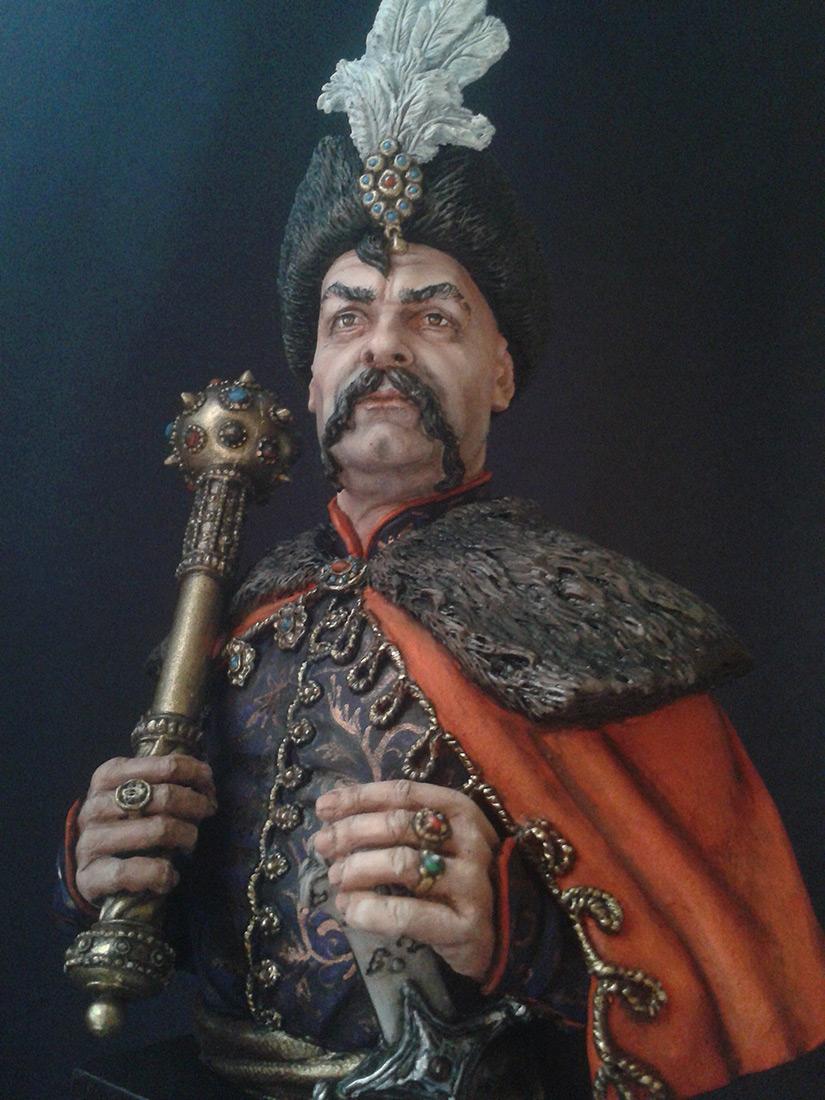 Фигурки: Богдан Зиновий Хмельницкий, фото #10