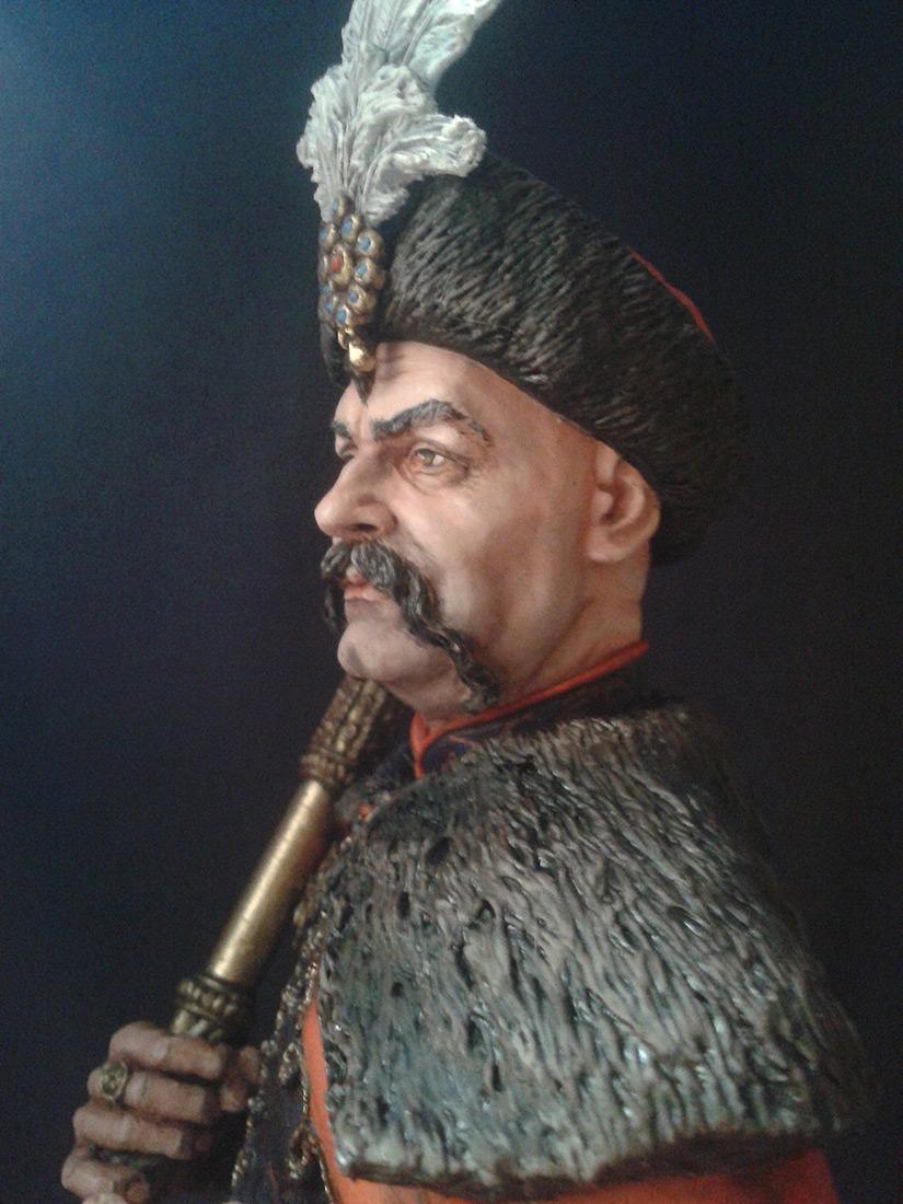 Фигурки: Богдан Зиновий Хмельницкий, фото #4
