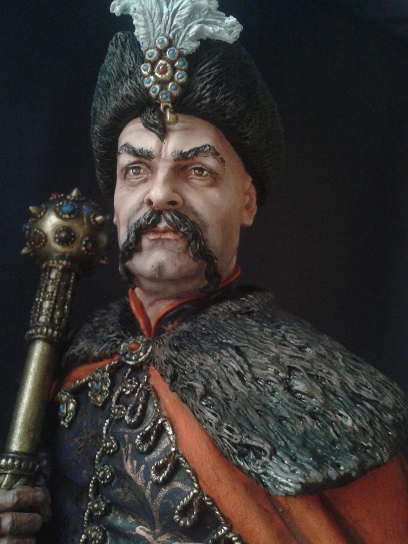 Фигурки: Богдан Зиновий Хмельницкий, фото #5