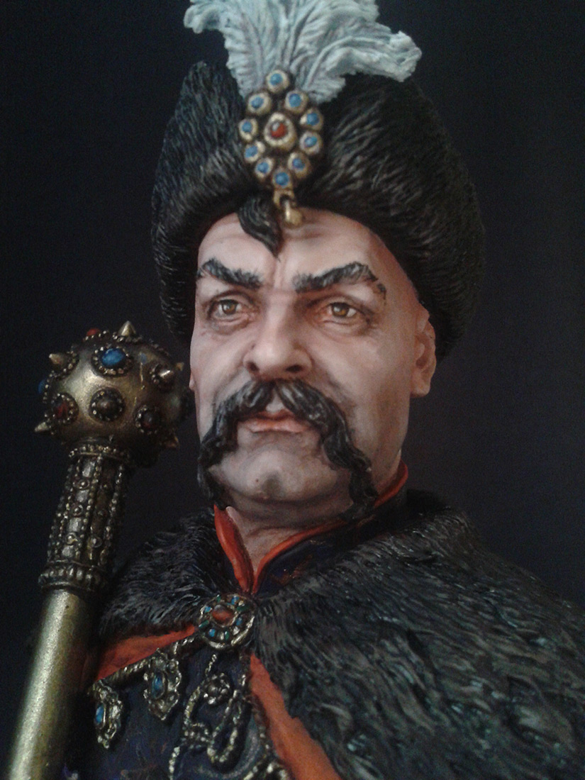 Фигурки: Богдан Зиновий Хмельницкий, фото #9