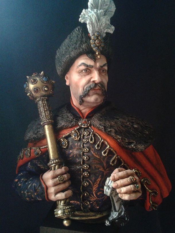 Фигурки: Богдан Зиновий Хмельницкий