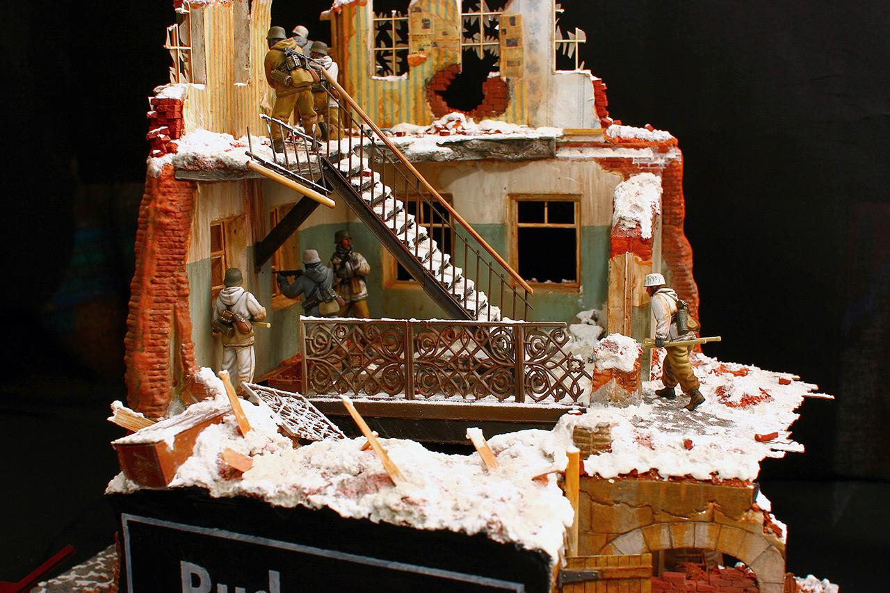 Диорамы и виньетки: Осиное гнездо, фото #1