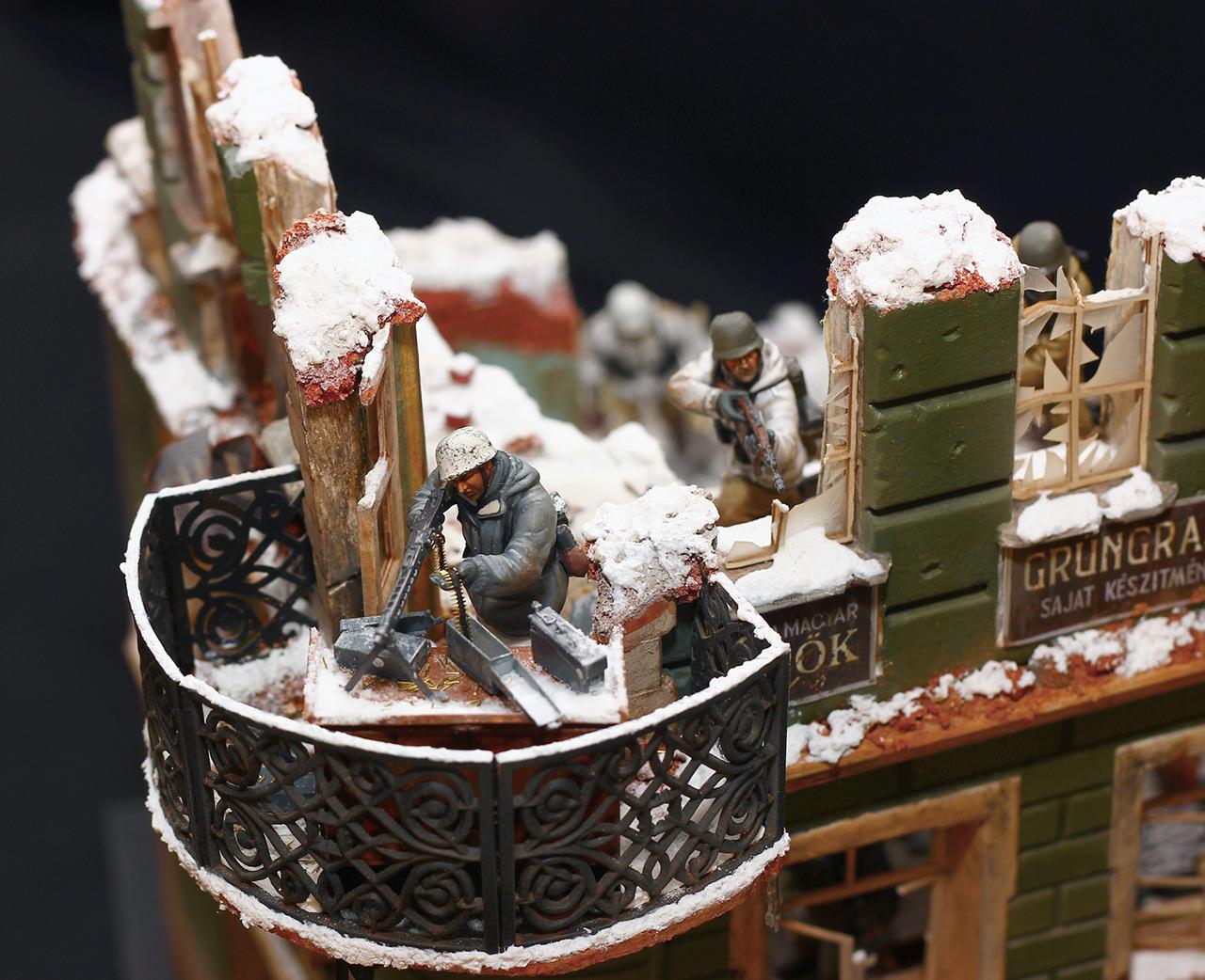 Диорамы и виньетки: Осиное гнездо, фото #6