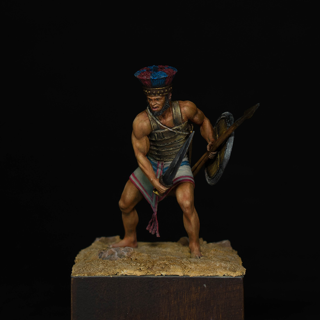 Фигурки: Воины древнейшиx времен, фото #1