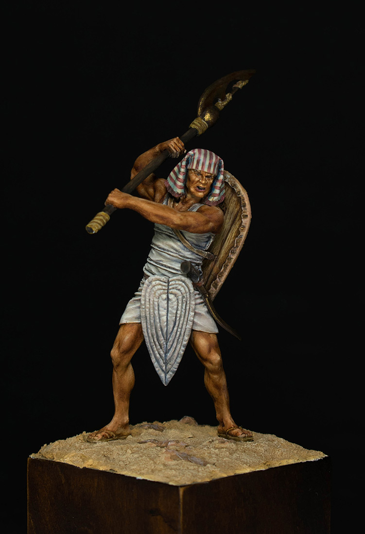 Фигурки: Воины древнейшиx времен, фото #10