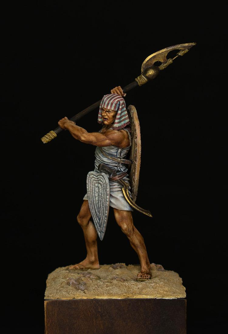 Фигурки: Воины древнейшиx времен, фото #11