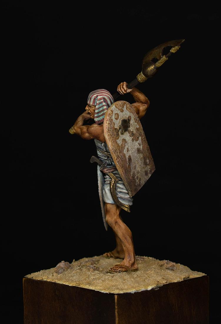 Фигурки: Воины древнейшиx времен, фото #12