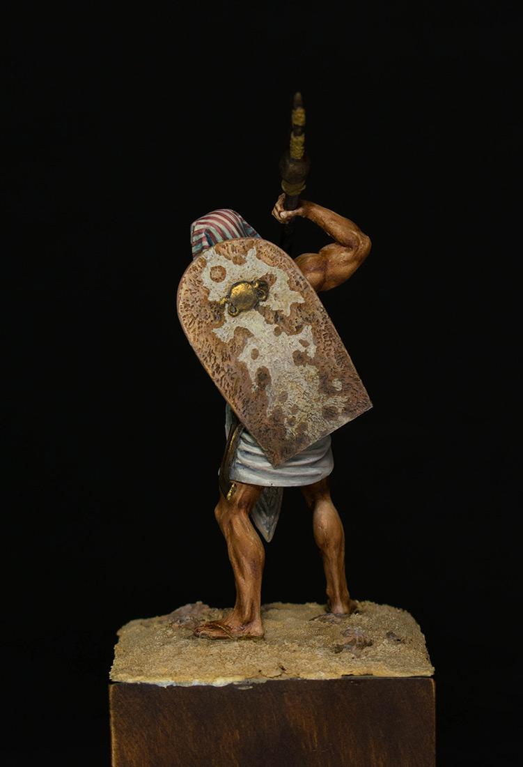 Фигурки: Воины древнейшиx времен, фото #13