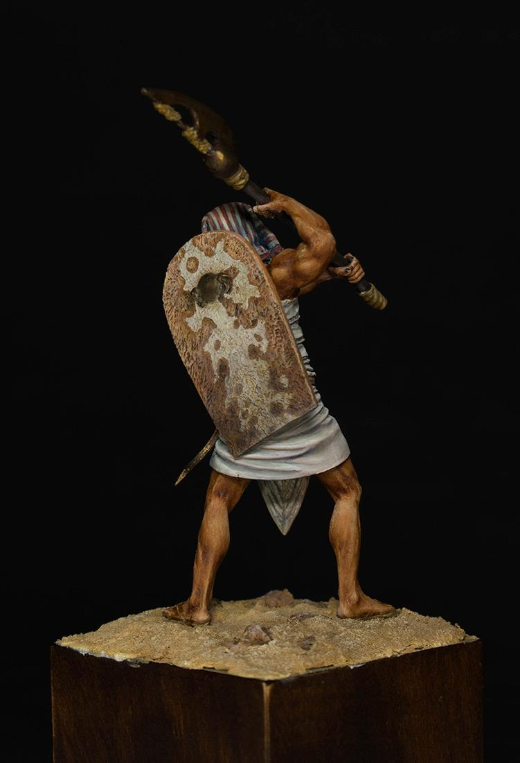 Фигурки: Воины древнейшиx времен, фото #14