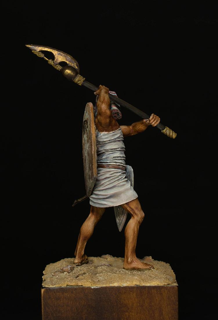 Фигурки: Воины древнейшиx времен, фото #15