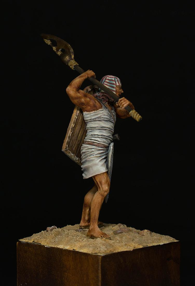 Фигурки: Воины древнейшиx времен, фото #16