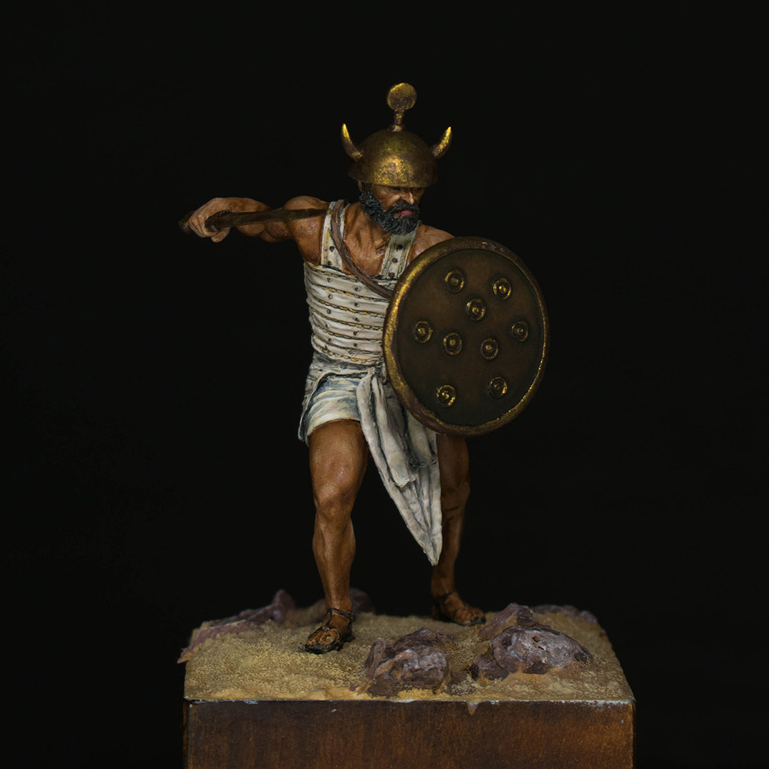 Фигурки: Воины древнейшиx времен, фото #17