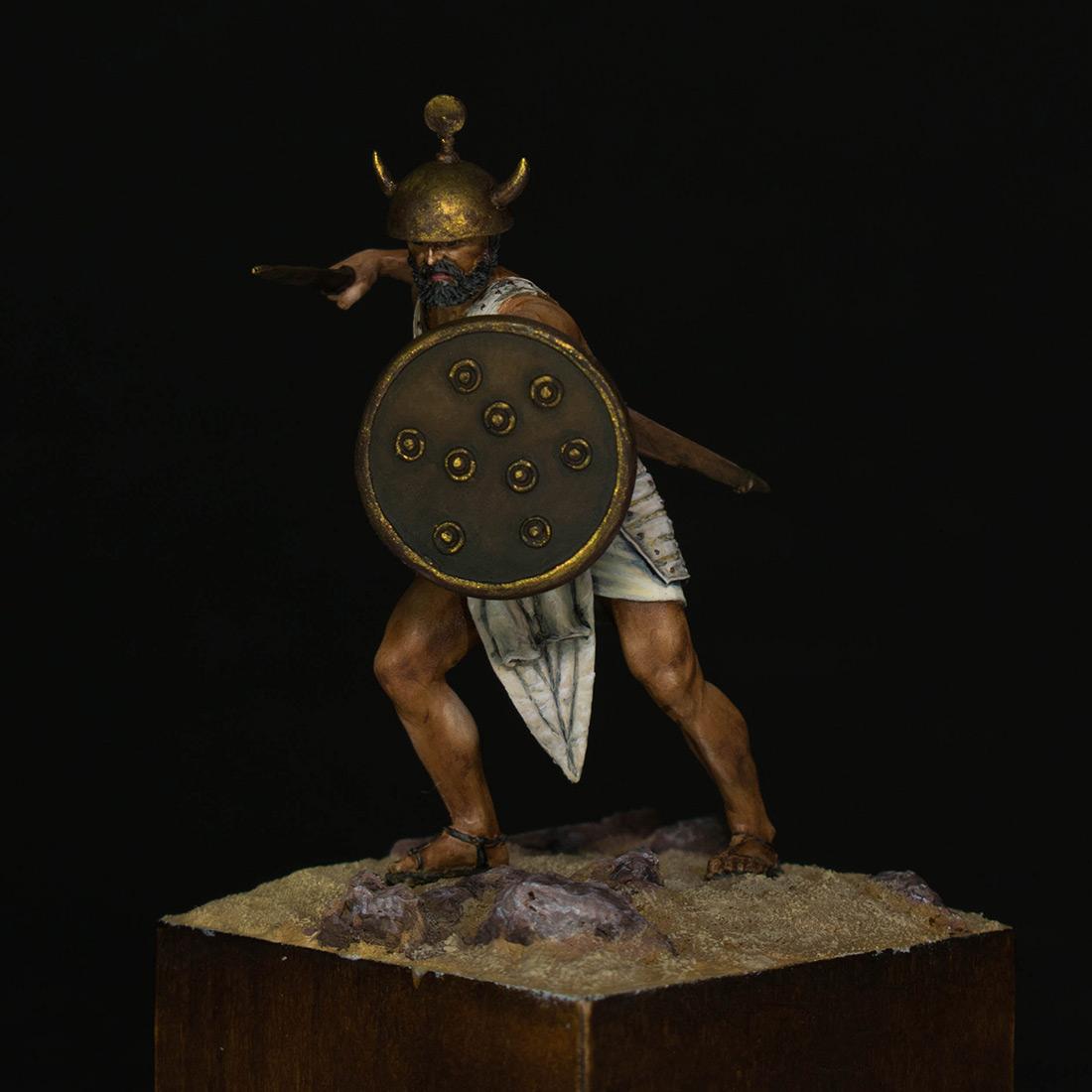 Фигурки: Воины древнейшиx времен, фото #18