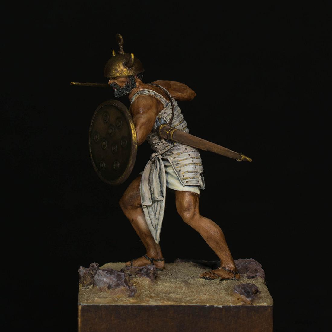 Фигурки: Воины древнейшиx времен, фото #19