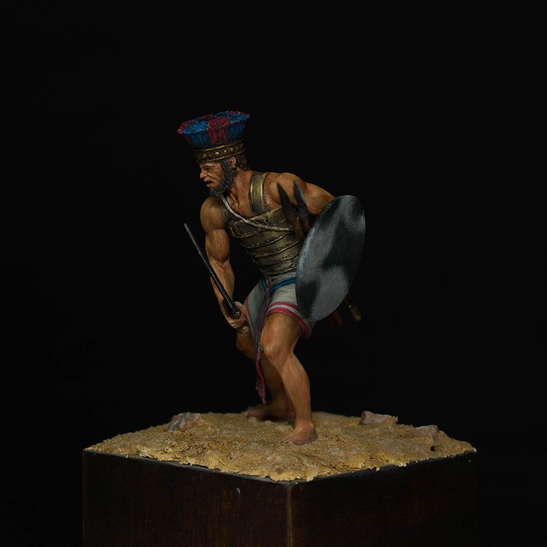Фигурки: Воины древнейшиx времен, фото #2