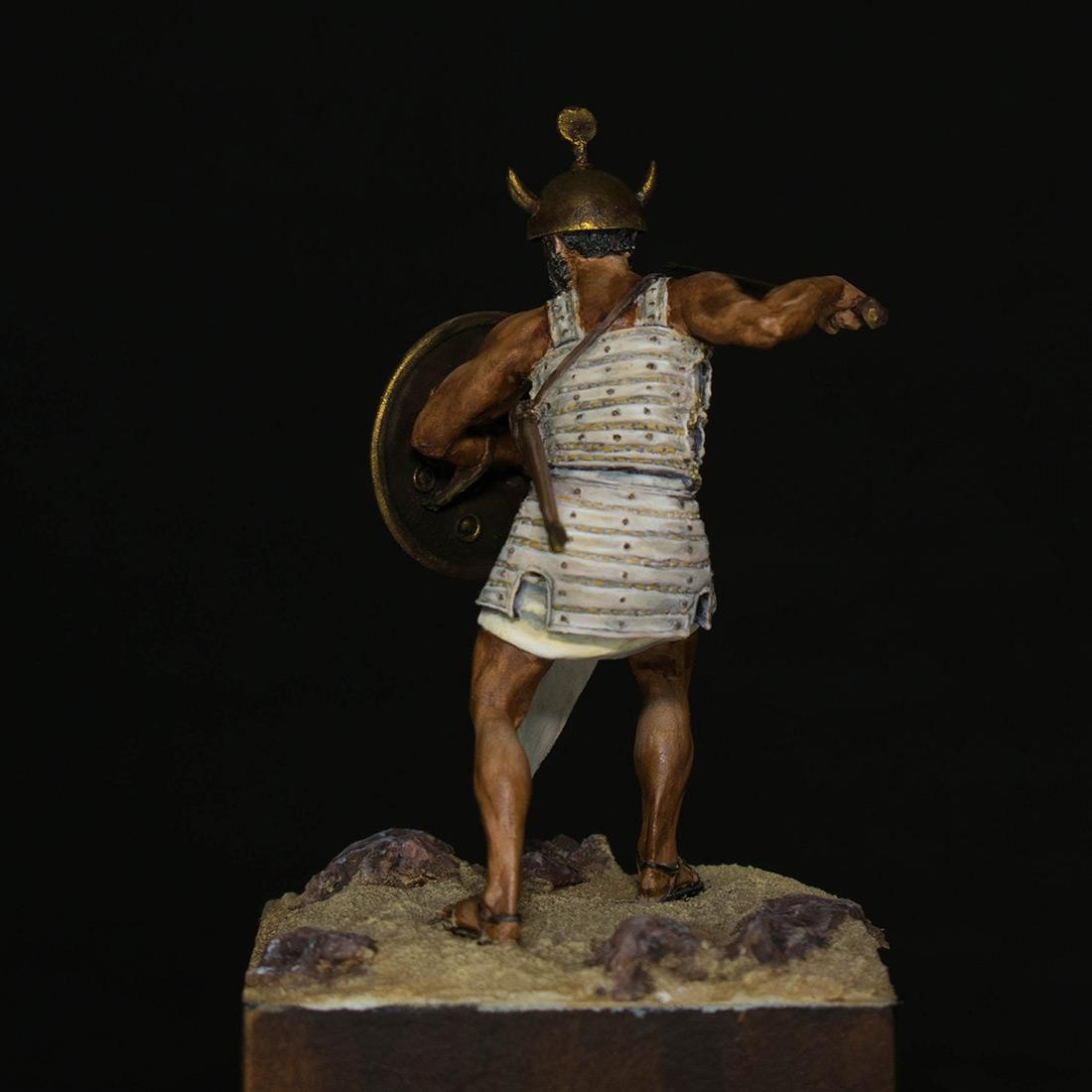 Фигурки: Воины древнейшиx времен, фото #21