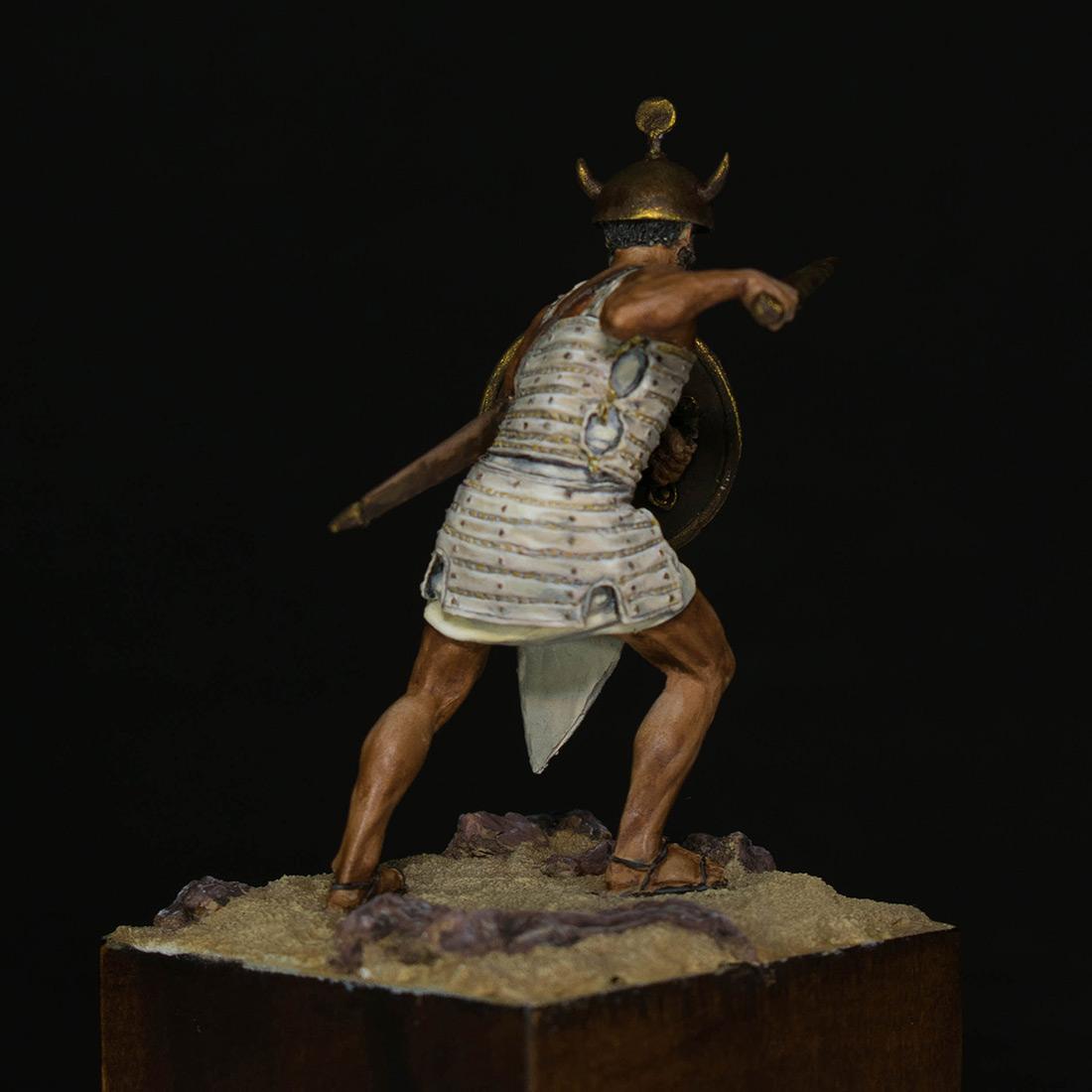 Фигурки: Воины древнейшиx времен, фото #22