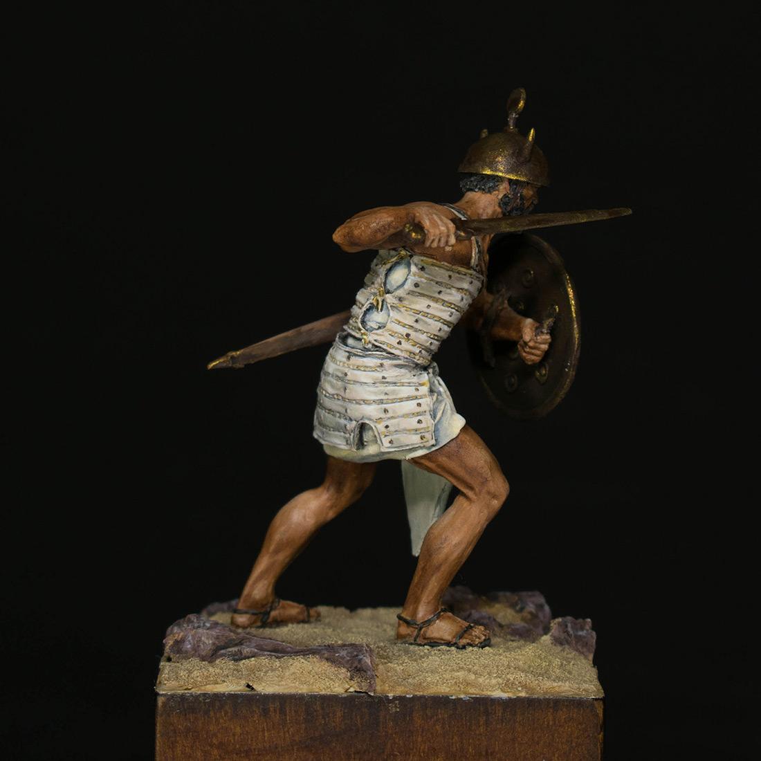 Фигурки: Воины древнейшиx времен, фото #23