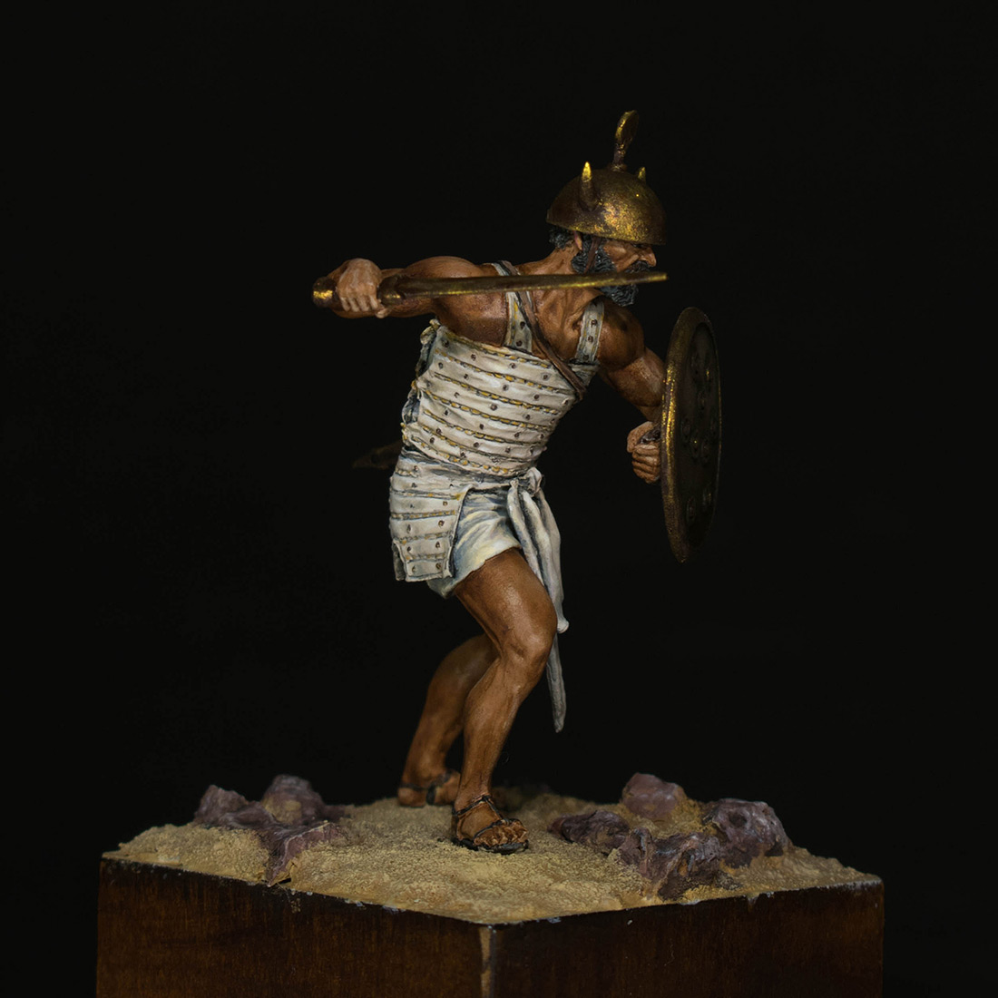 Фигурки: Воины древнейшиx времен, фото #24