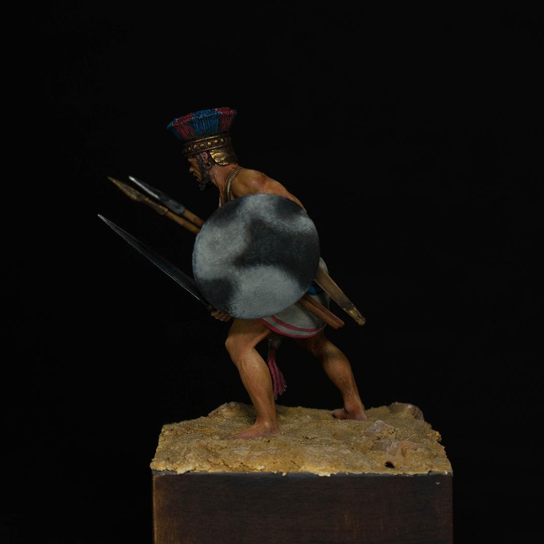 Фигурки: Воины древнейшиx времен, фото #3