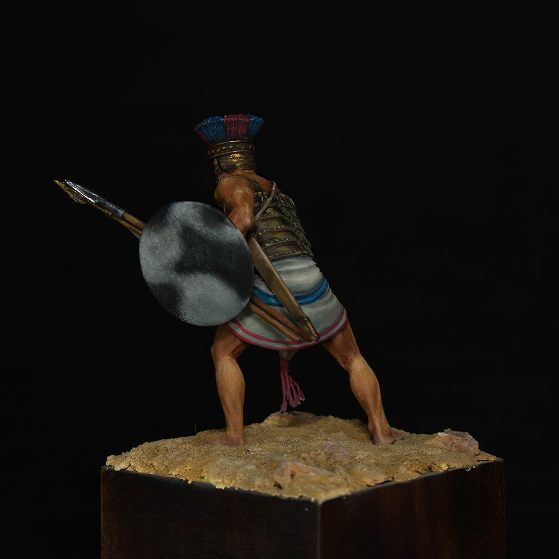 Фигурки: Воины древнейшиx времен, фото #4