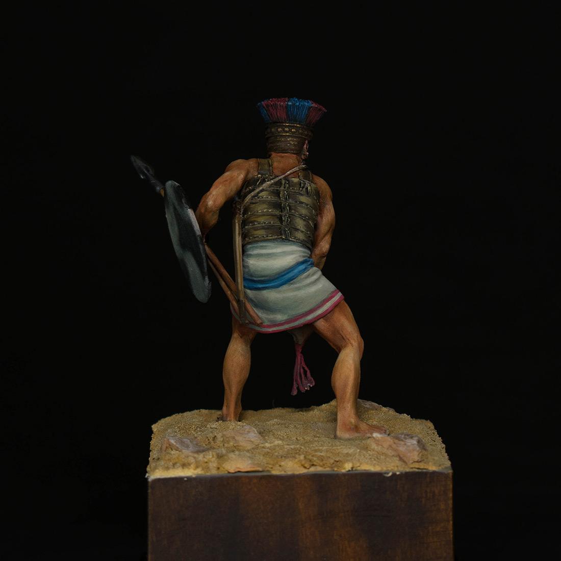 Фигурки: Воины древнейшиx времен, фото #5