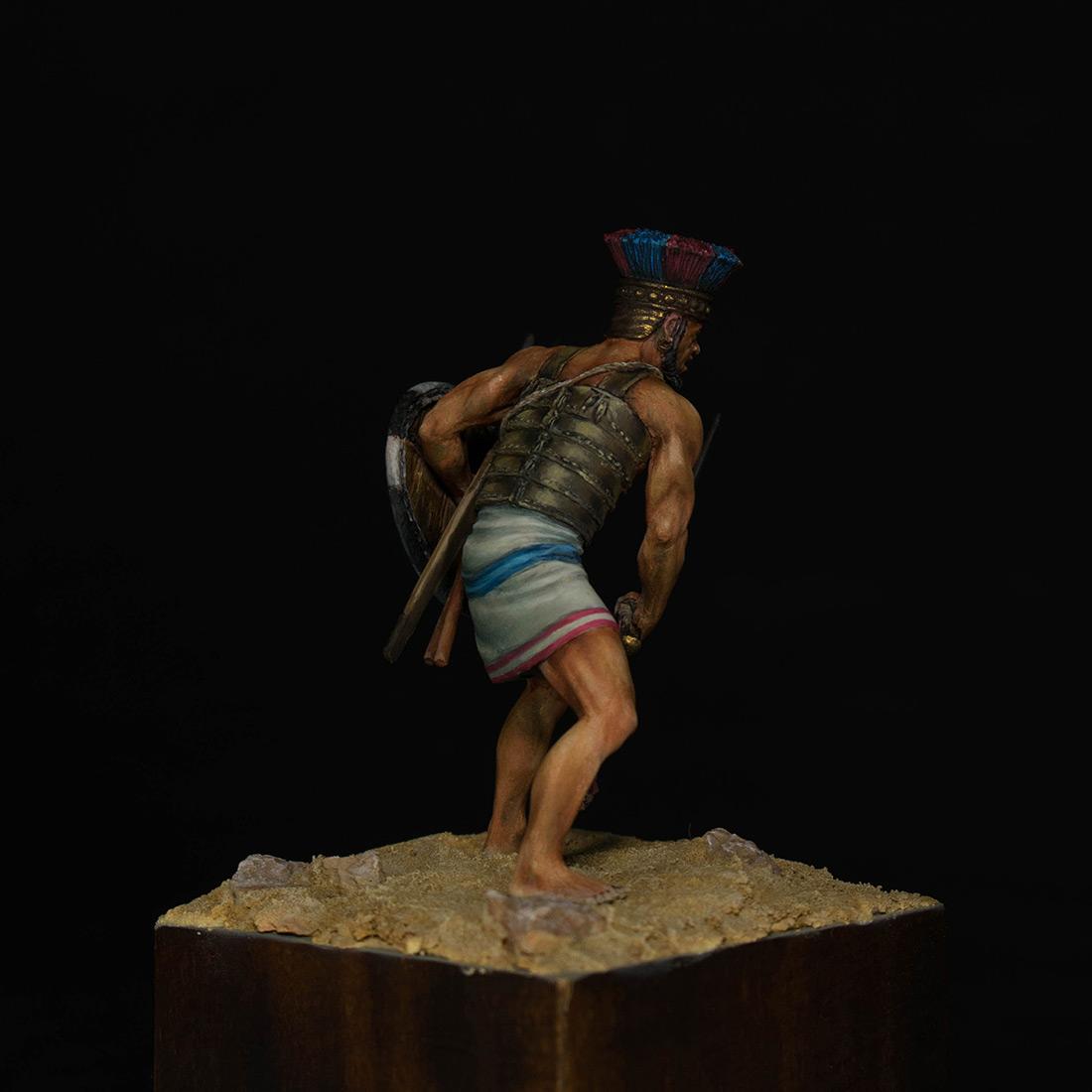 Фигурки: Воины древнейшиx времен, фото #6