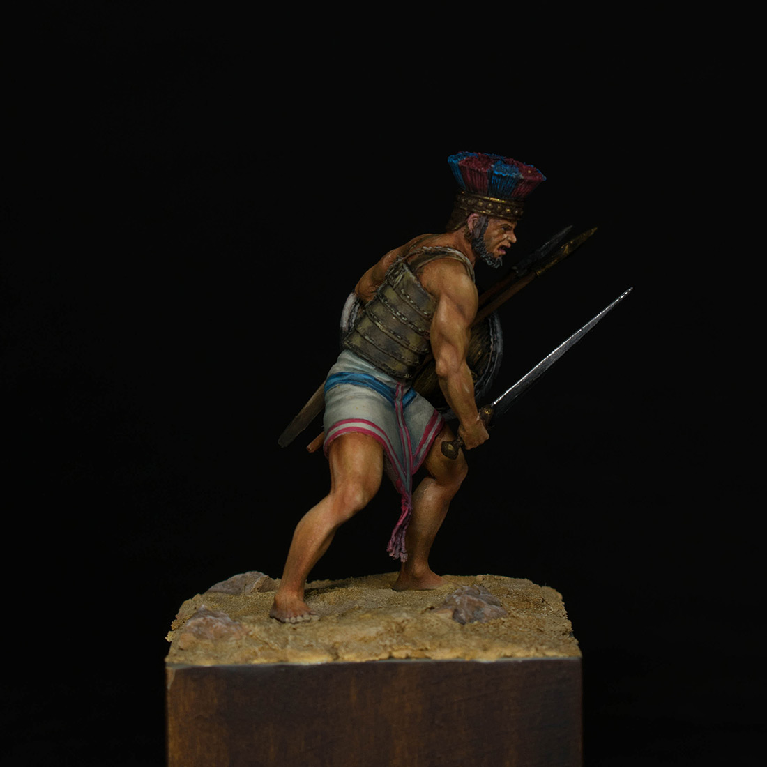 Фигурки: Воины древнейшиx времен, фото #7