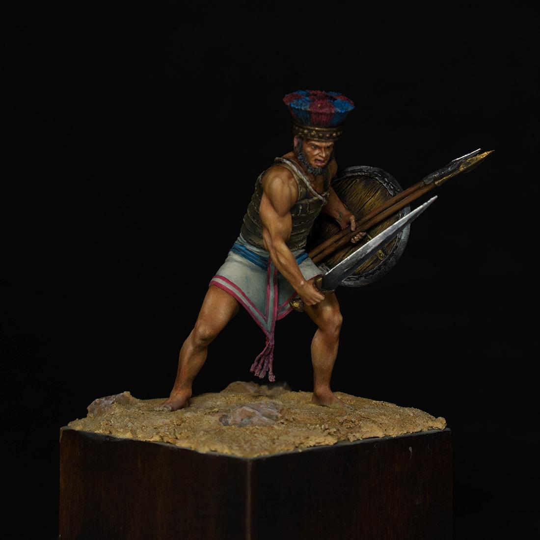 Фигурки: Воины древнейшиx времен, фото #8