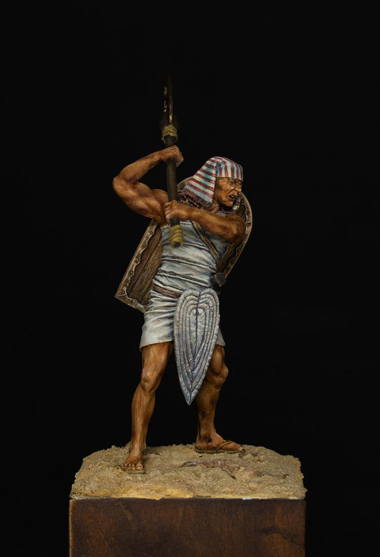 Фигурки: Воины древнейшиx времен, фото #9