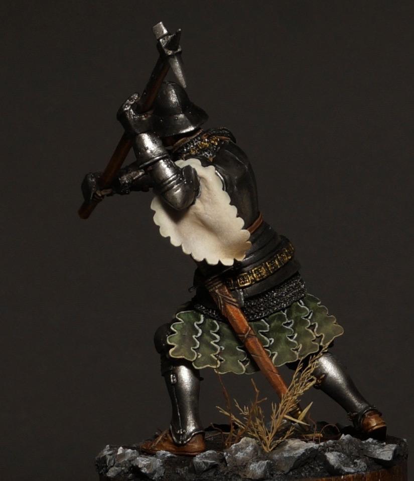 Фигурки:  Рыцарь, XV век, фото #5