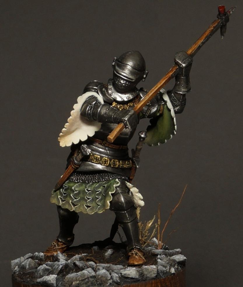 Фигурки:  Рыцарь, XV век, фото #8
