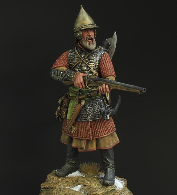 Фигурки: Казак. Покорение Сибири (1591-1598)