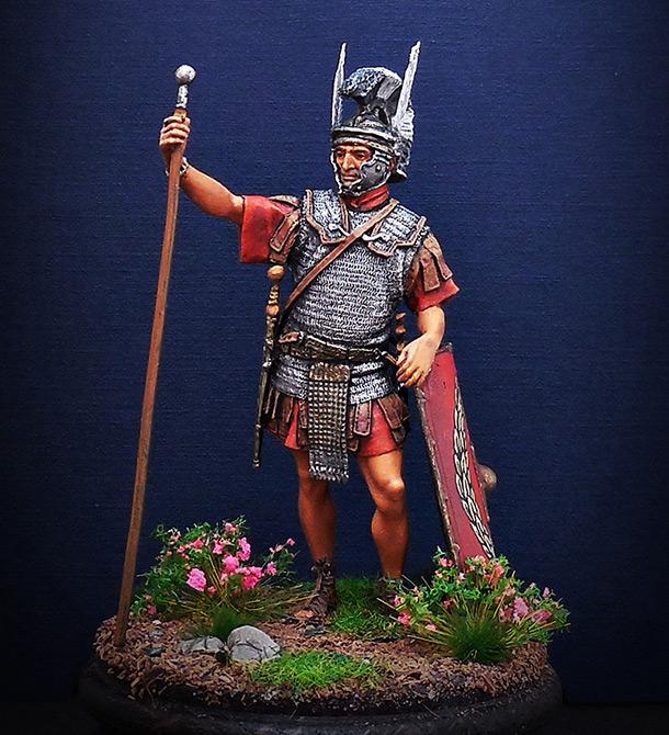 Фигурки: Римский легионер, оптио, 1в н.э.