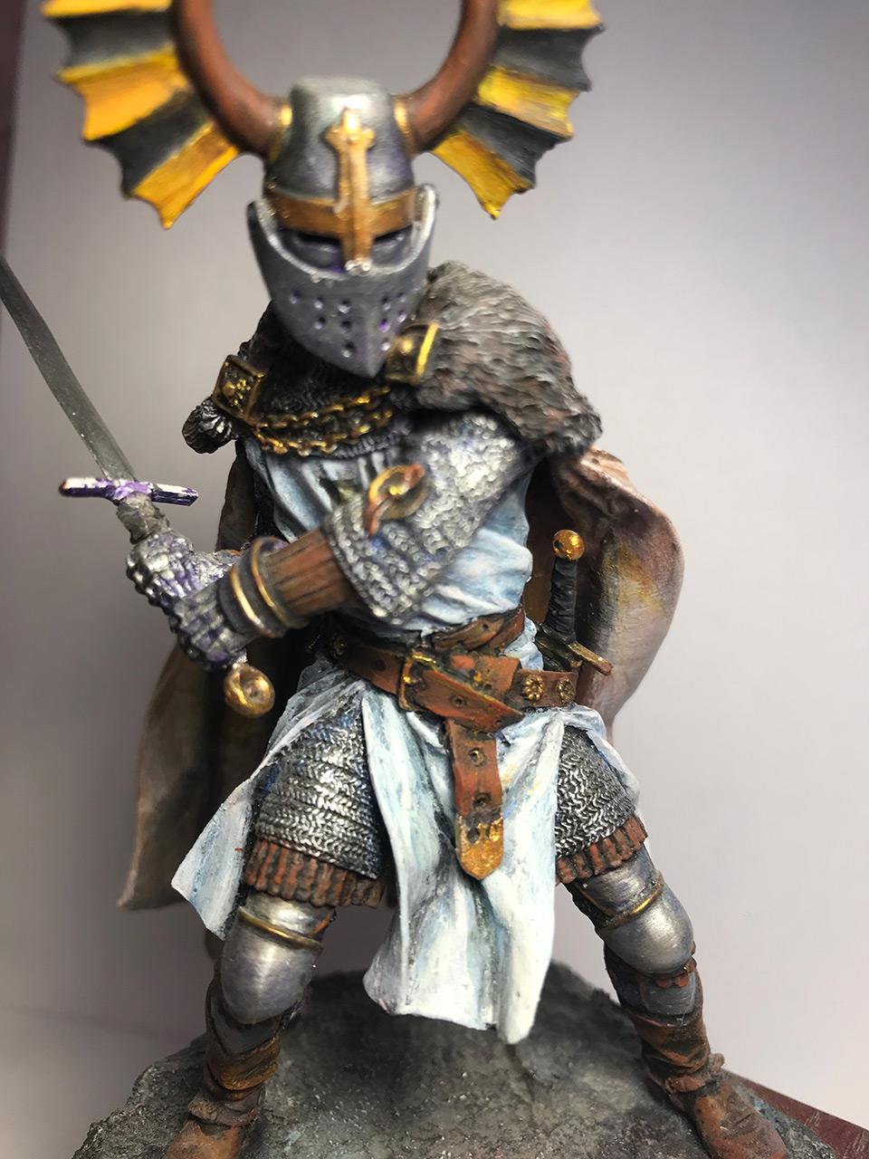 Фигурки: Тевтонский рыцарь, фото #6