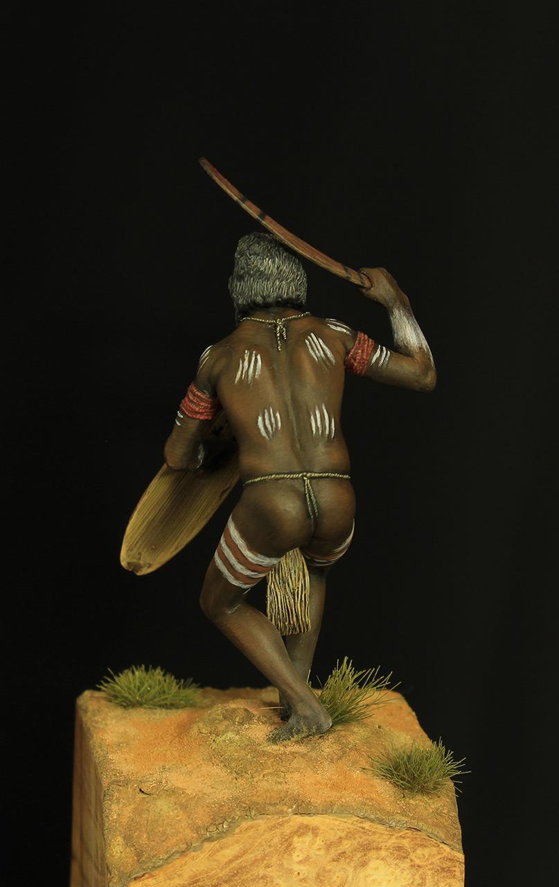 Фигурки: Австралийский абориген, фото #4